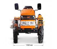 Мини-трактор Кентавр Т-15+почвофреза+плуг