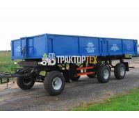 Прицеп тракторный самосвальный 3ПТС-9