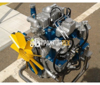 Двигатель MMZ-3LD-16