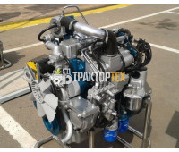 Двигатель MMZ-3LD-17