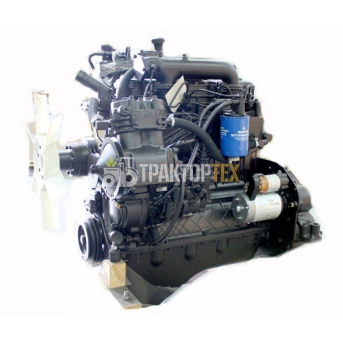Двигатель ММЗ Д245.9-402М ЗИЛ-432930, ЗИЛ 130/131, 24В 136 л.с
