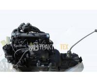 Двигатель ММЗ Д-245.12С-2950 с КПП (переоборуд.ГАЗ-66) 109 л.с. с ЗИП
