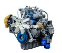 Двигатель MMZ-3LDG-00 (электроагрегаты мощн.20кВт) 3 цилиндра, 35 л.с.