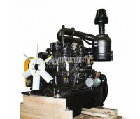 Двигатель ММЗ Д-243-876