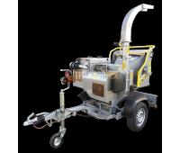 Рубильная машина GALAXI CDM150DT EVO (дизель 38 л.с.)