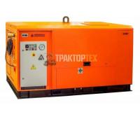 Станция компрессорная электрическая ЗИФ-СВЭ-10,2/1,0 в кожухе