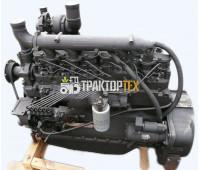 Двигатель ММЗ Д-266.4-38 (электроагрегаты мощн.100кВт) 173л.с. с ЗИП