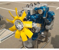 Двигатель MMZ-3LD-29
