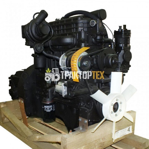 Двигатель ММЗ Д-243-20 Львовский погрузчик 41030 / 40810