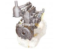 Двигатель ММЗ Д-242-71 трактор ЮМЗ с ЗИП