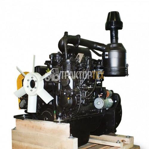 Двигатель ММЗ Д-243-449 (ДГУ) 81 л.с.  генераторные и насосные станции/маховик и картер SAE