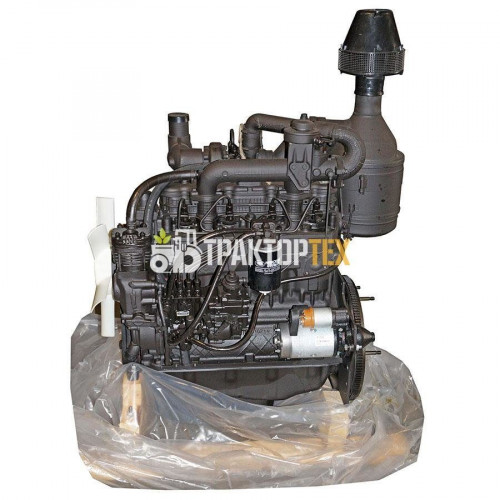 Двигатель ММЗ Д-243-1053 с ЗИП переоборудование ЗИЛ 130/131 81 л.с.Двигатели ММЗ