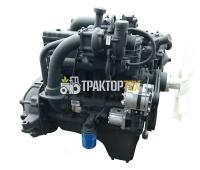 Двигатель ММЗ Д-245.7Е2-1807 (ГАЗ-33104 Валдай) (аналог Д-245.7Е2-254) 122л.с.