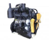 Двигатель ММЗ Д242-1291 автобетоносмесители ТЗА 62л.с.