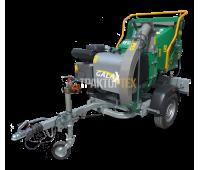 Рубильная машина GALAXI CDB150DT (бензин 35 л.с.)