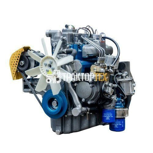 Двигатель MMZ-3LD-03