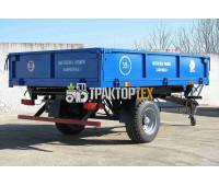 Полуприцеп тракторный самосвальный 1ПТС-3,5