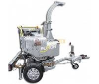 Рубильная машина FUSION MOTOR EVO (бензин 35 л.с.)