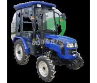 Трактор Lovol TE-244C с кабиной (Generation I) с ПСМ