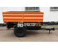 Тракторный полуприцеп самосвальный 1ПТС-2
